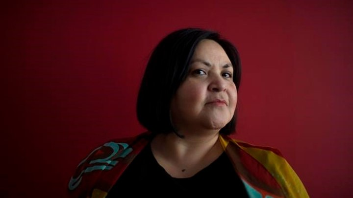 Eden Robinson, Writers' Trust of Canada Fellowship recipient