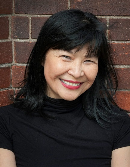 Author Carrianne K.Y. Leung