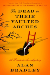 The Dead in Their Vaulted Arches - US cover