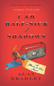 I Am Half-Sick of Shadows - Canadian paperback