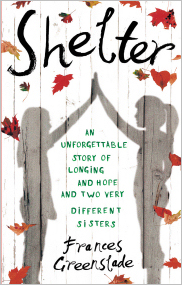 Shelter - UK paperback cover