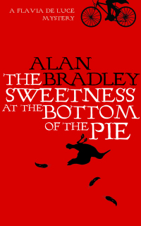 The Sweetness at the Bottom of the Pie - UK cover