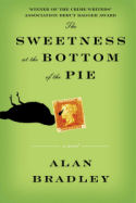 The Sweetness at the Bottom of the Pie - US cover